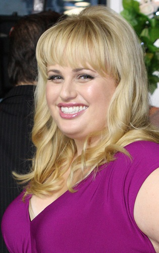 Rebel Wilson Lies About Age