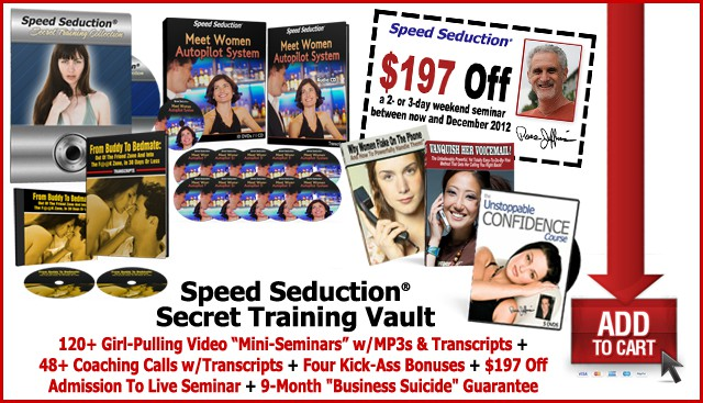 Speed Seduction Secret Training Collection