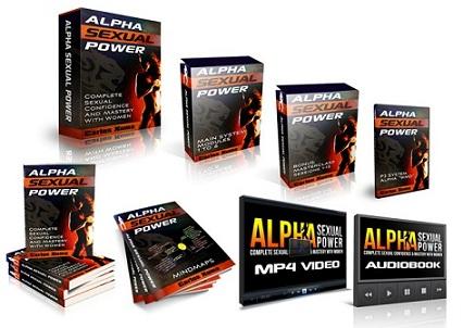 Alpha Sexual Power Carlos Xuma