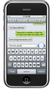 B4UTxtHer - Text Game Mastery