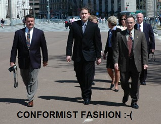 Conformist Fastion Style