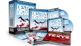 destroy the distance review