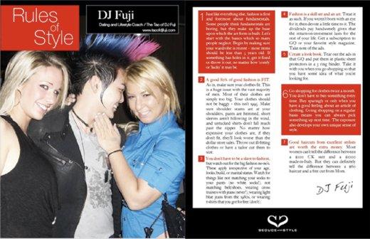 DJ Fuji Profile