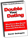 david deangelo double your dating book