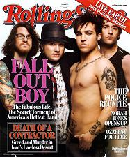 fall out boy rolling stones cover