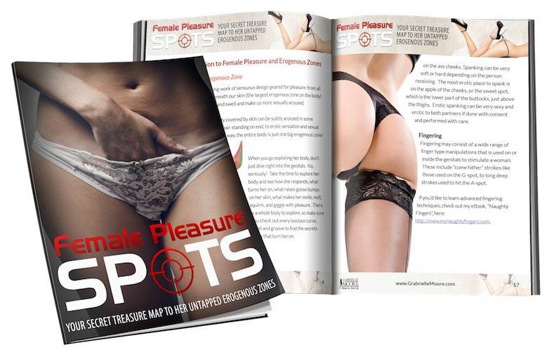 Gabrielle Moore Female Pleasure Spots review