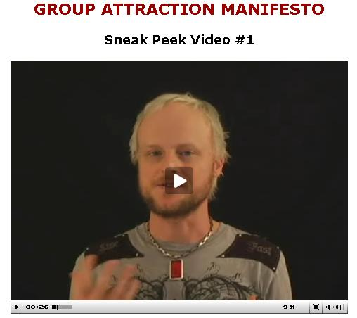 group attraction