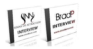 Jon Sinn & Brad P Audio Interviews