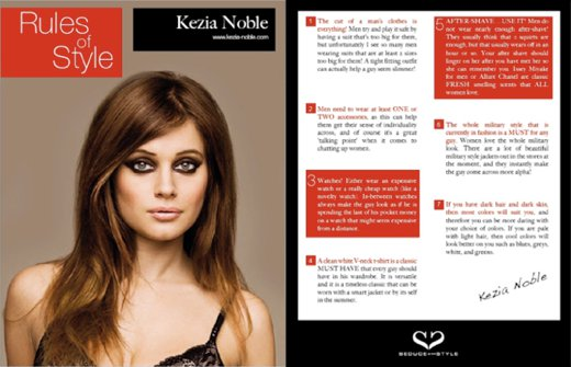Kezia Noble Profile