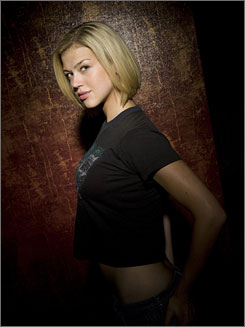"Adrianne Palicki from NBC ""Friday Night Lights"""