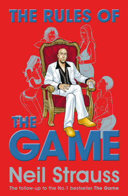 Neil Strauss Rules of the Game book cover