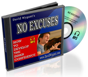 David Wygant No Excuses