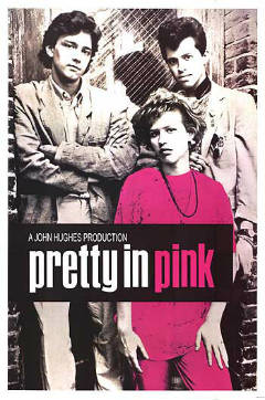 John Hughes Pretty In Pink Movie