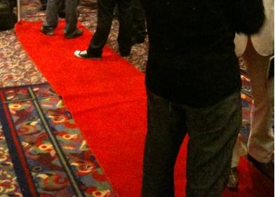 PUA Summit red carpet