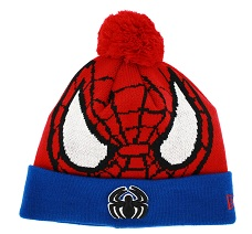 spider-man stocking cap