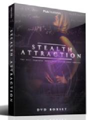 Click Here to get Stealth Attraction DVD Set FREE!